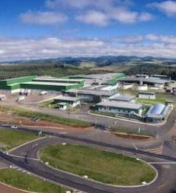 Unidade de suínos da BRF em Campos Novos consolida vocação exportadora
