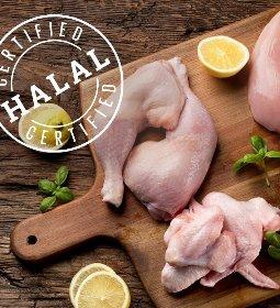 ABPA vê potencial de expansão das vendas de frango halal, participa de feira no Irã