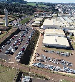 Frigorífico de suínos da AURORA em Chapecó torna-se o maior do Brasil