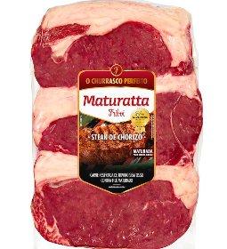 Maturatta Friboi lança steaks Chorizo e Ancho para churrasco
