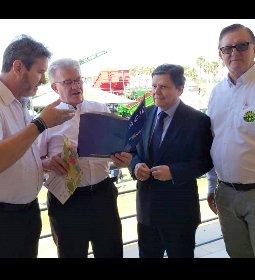 Mercoagro 2020 é apresentada em show tecnológico no Paraguai