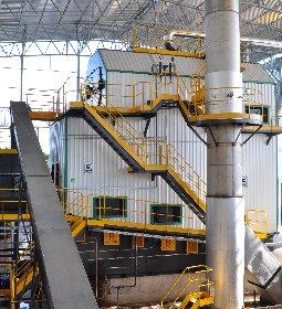 Caldeiras e sistemas para secagem de grãos serão expostos pela Benecke