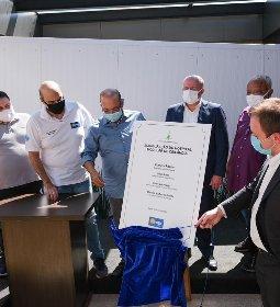 JBS entrega novo hospital no DF, inicialmente para atendimento de pacientes com covid-19