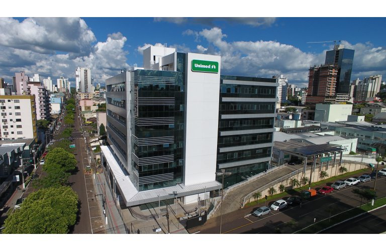 Novo Hospital Unimed Chapecó representa segurança para visitantes da Mercoagro