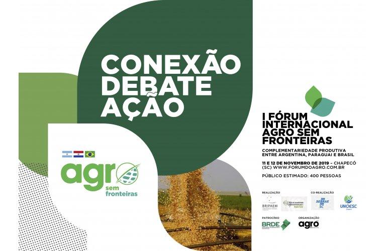 Fórum debate integração produtiva entre Argentina, Paraguai e Brasil