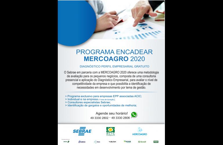 Programa Encadear contribui com o desenvolvimento da cadeia do agro