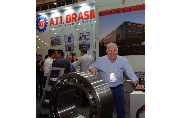 A.T.I. Brasil leva experiência internacional para a 13ª Mercoagro