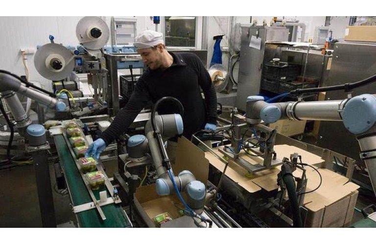 Robô colaborativo será lançado na Mercoagro 2020 pelo Grupo JAV