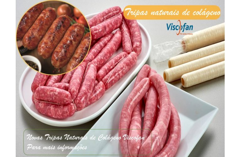 Soluções para produção de embutidos serão apresentadas pela Viscofan