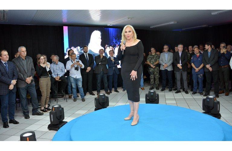 Maria Antônia Siqueira Ferreira frisou que os números demonstram o bom trabalho realizado por toda a comissão organizadora