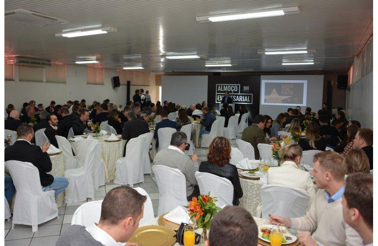 Empresários acompanharam mais uma edição do evento